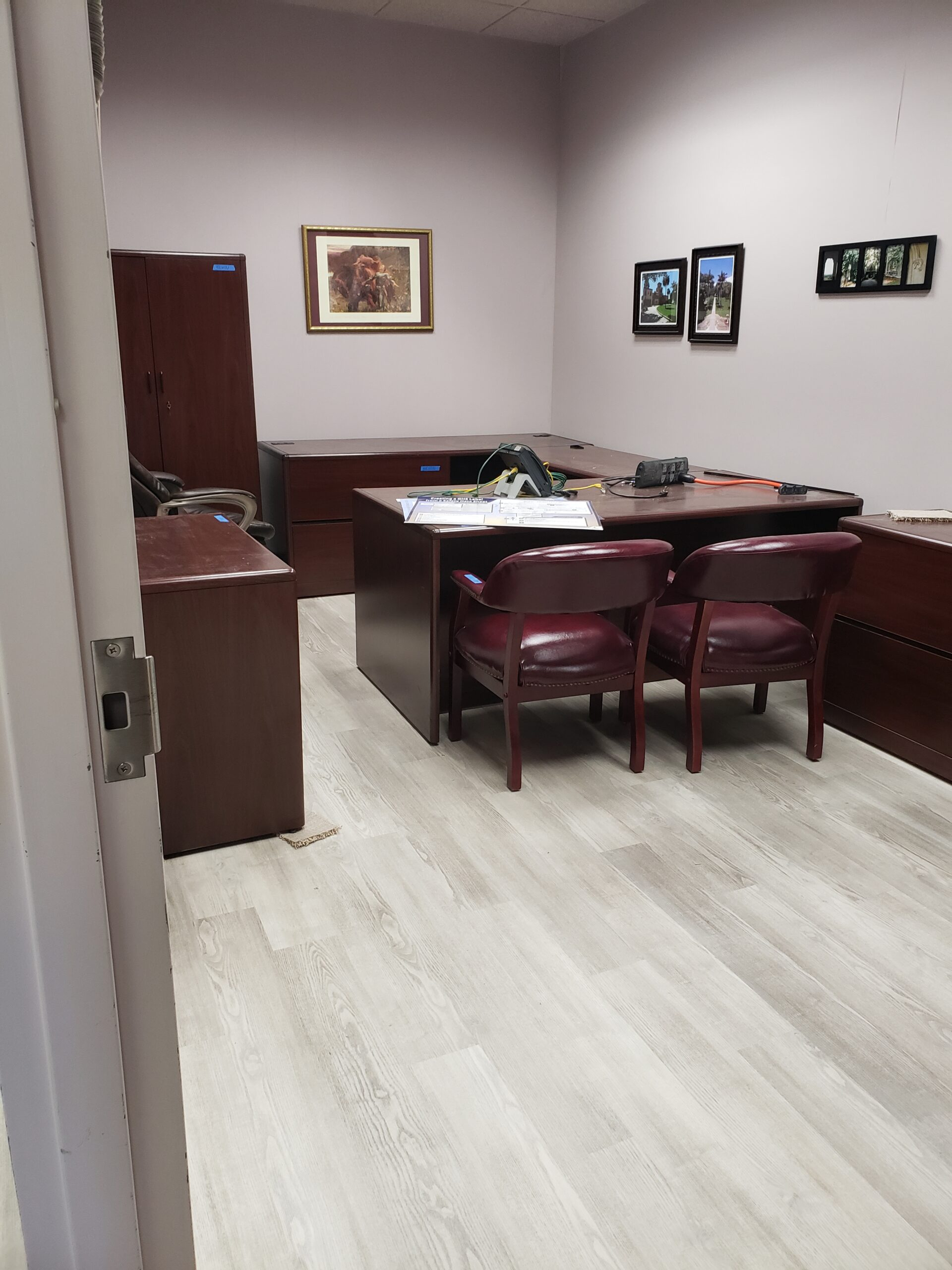 Office Remodel