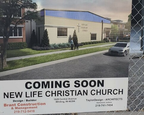 New Life Church in Whiting, IN